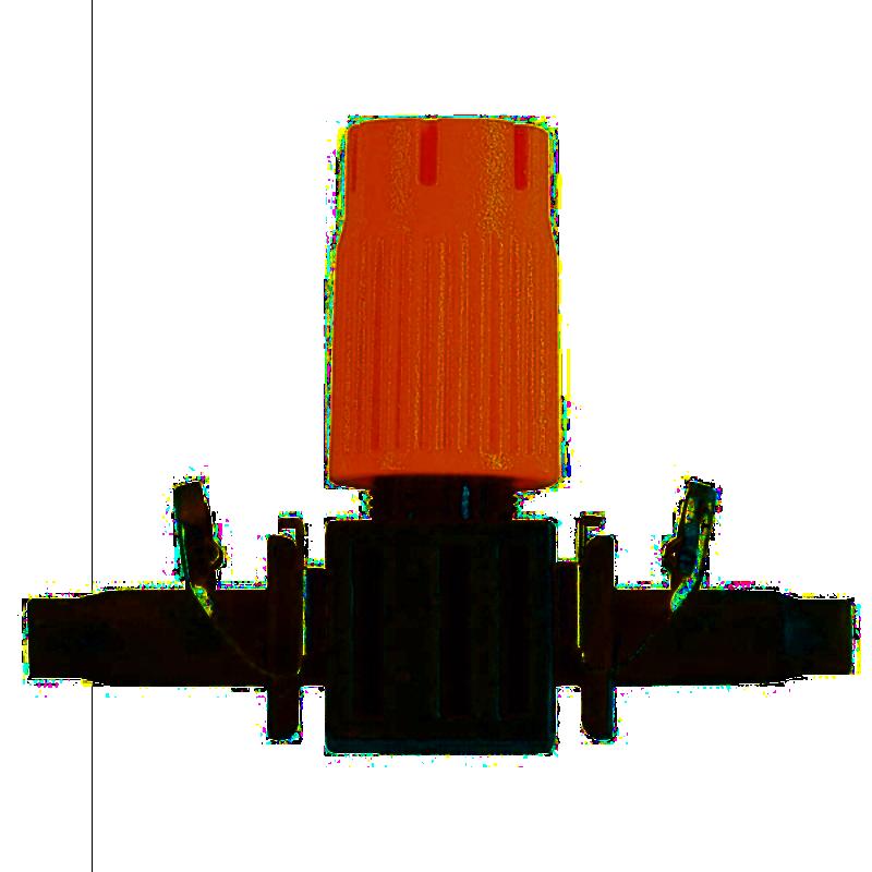 Микродождеватель GARDENA для малых площадей 4.6 мм (08321)