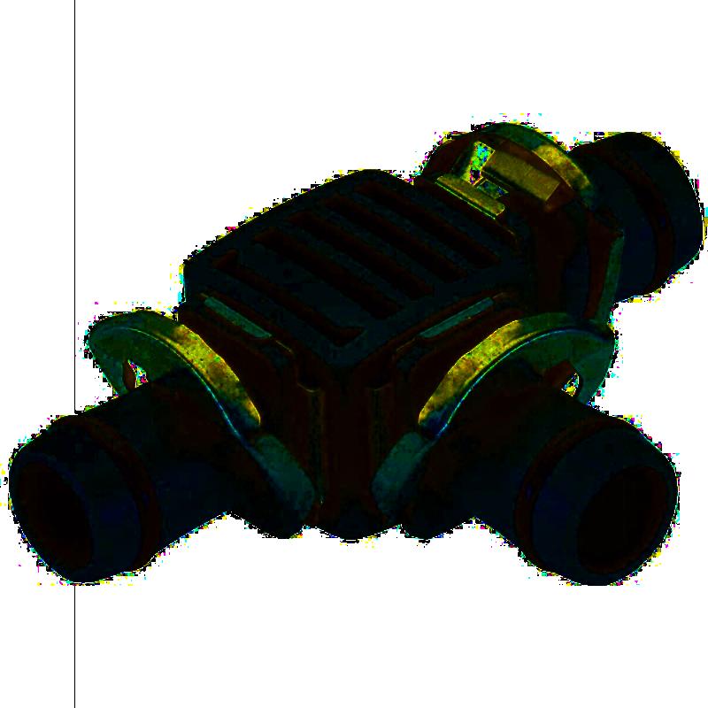 Соединитель GARDENA Т-образный 13 мм (08329)