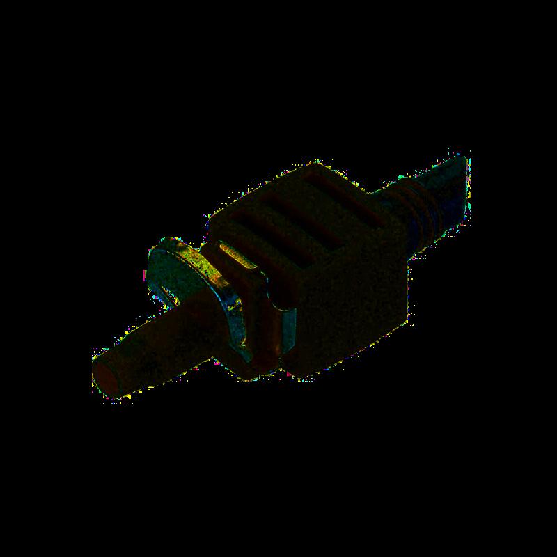 Соединитель GARDENA 4.6 мм (08337)