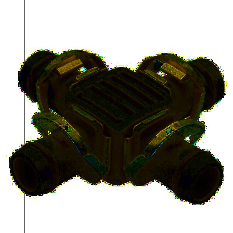 Крестовина GARDENA 13 мм (08339)