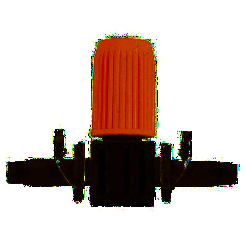 Капельница внутренняя GARDENA регулируемая, 10шт (8392)
