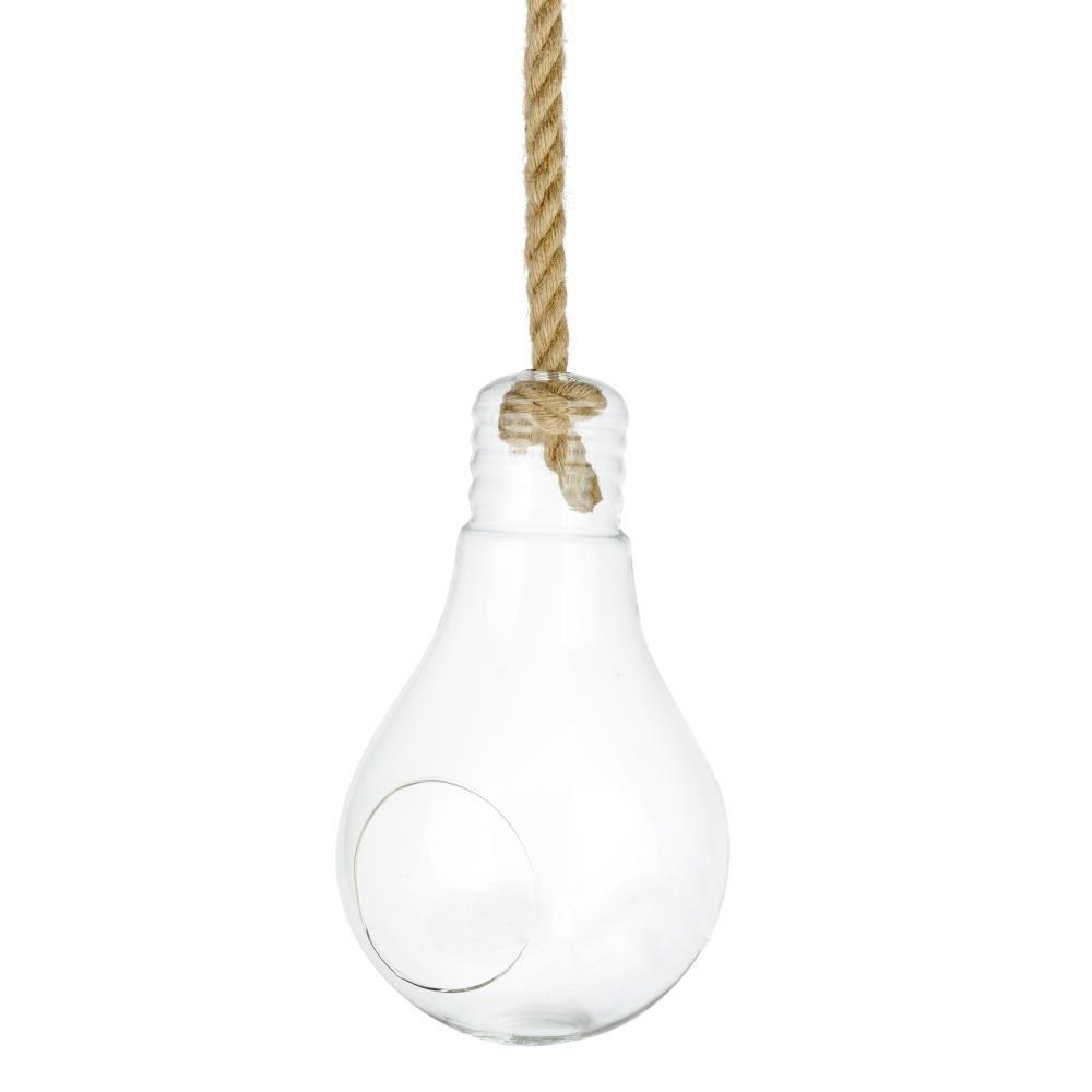 Флорариум подвесной Лампочка S