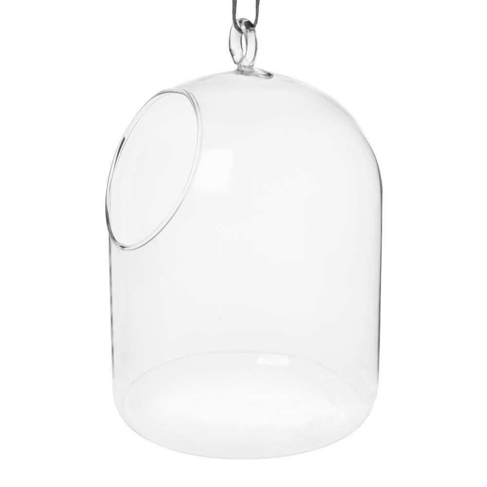 Ваза подвесная Цилиндр (стекло)