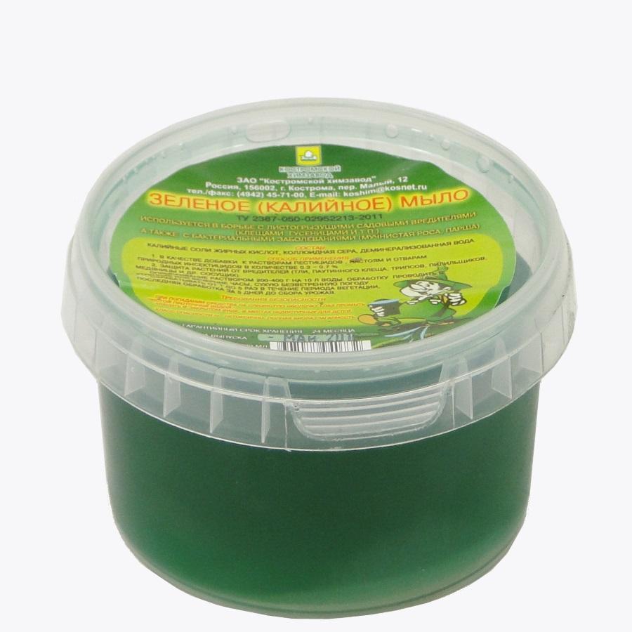 Зеленое мыло (калийное) 200 мл.
