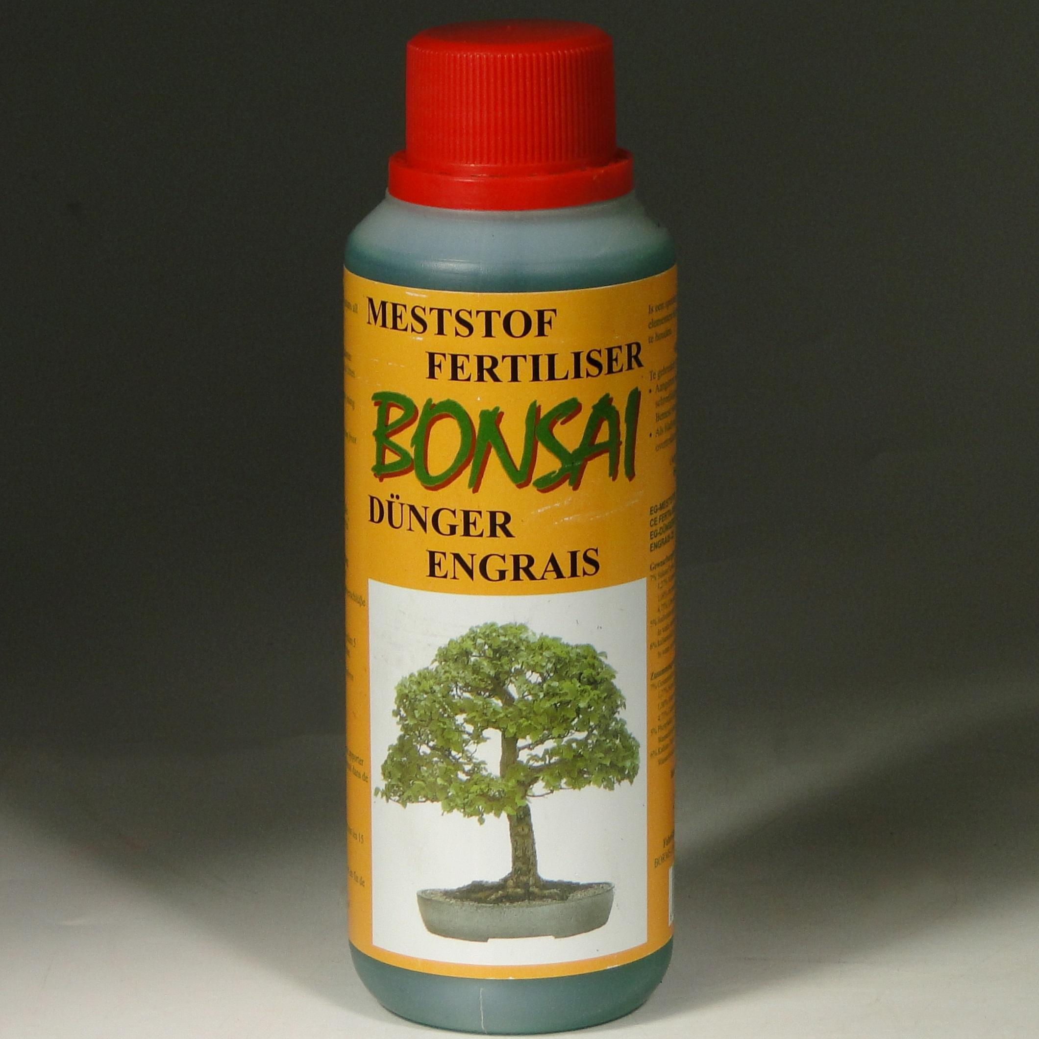 Удобрение для бонсай Bonsai 250 мл