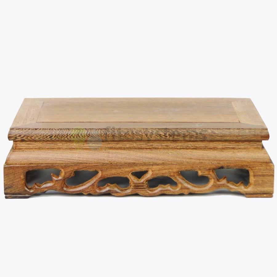 Столик деревянный для бонсай