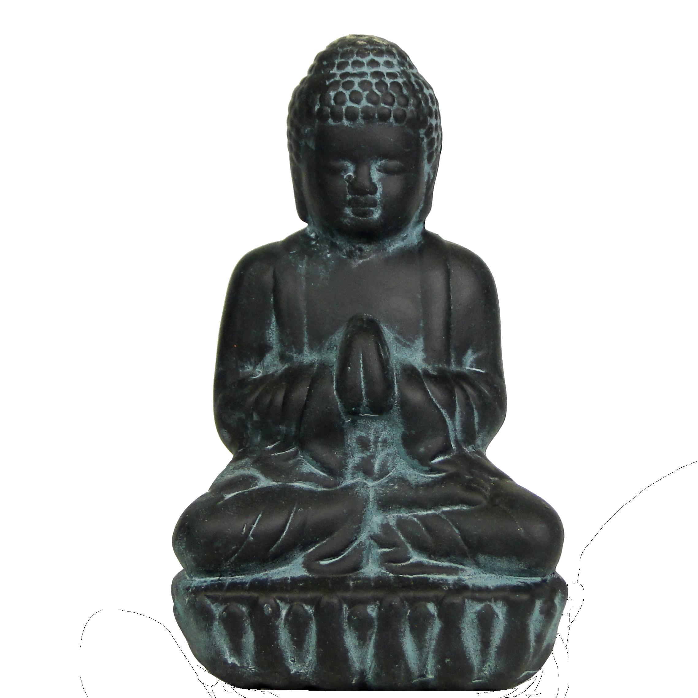 Керамическая фигурка Будды 18 см
