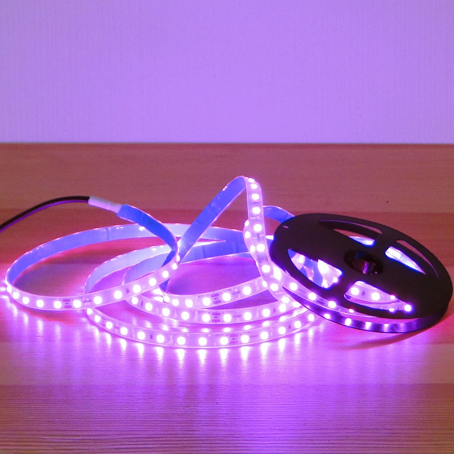 Светодиодная (LED) лента для растений 3 м.