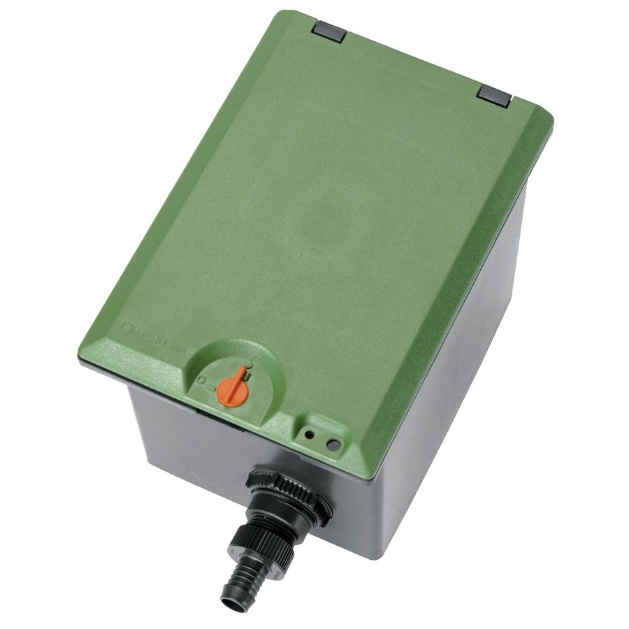 Коробка для клапана для полива GARDENA V1(1254)