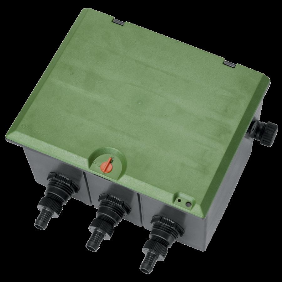 Коробка для клапана для полива GARDENA V3 (1255)