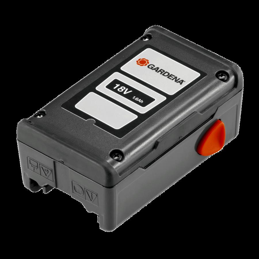 Дополнительный аккумулятор GARDENA NIMH 18 В / 1.6 А.Ч (8834)