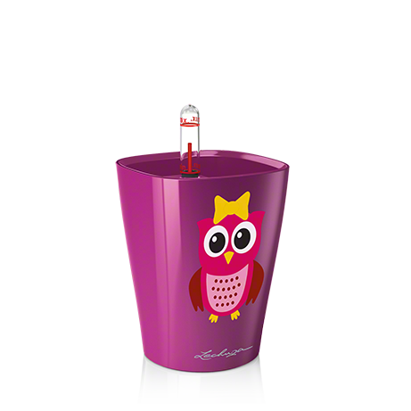 [РАСПРОДАЖА]  Lechuza Mini-Deltini owl pink