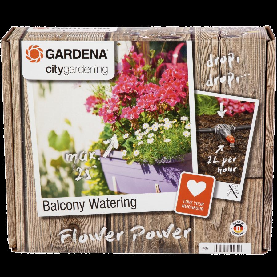 Комплект для полива горшечных растений GARDENA (1407)
