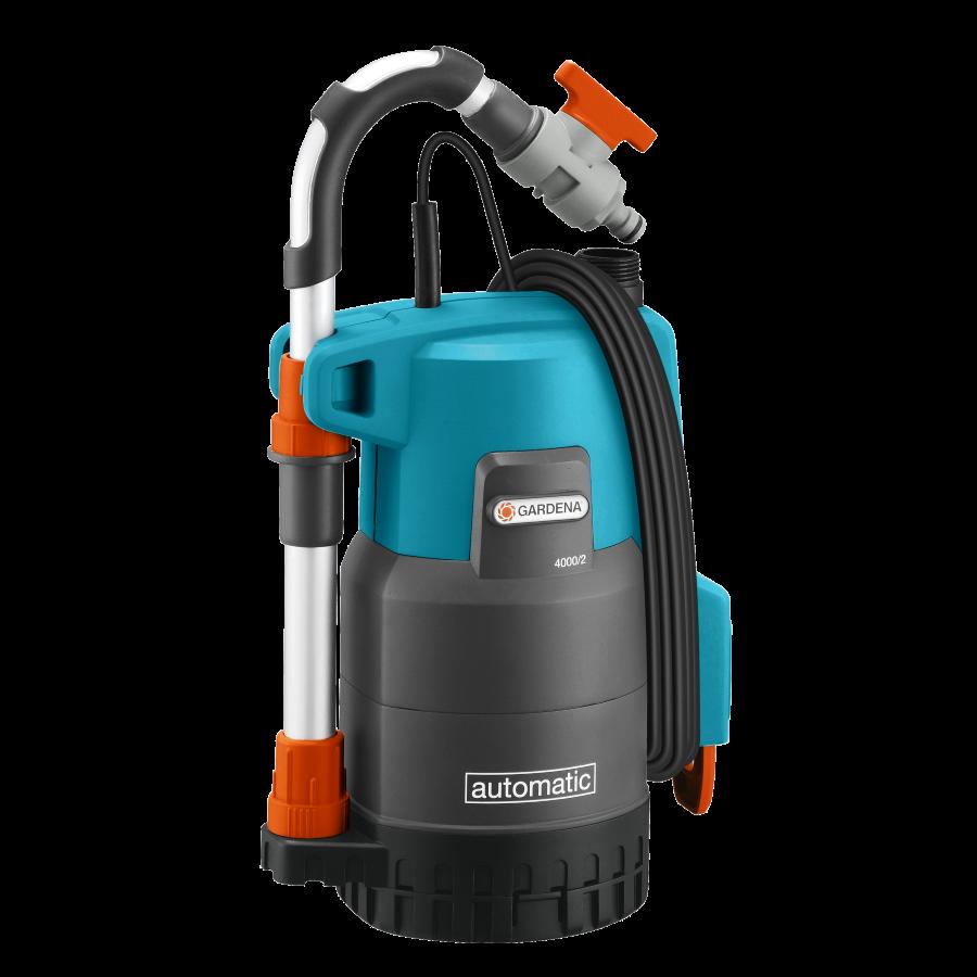 Насос для резервуаров с водой GARDENA 4000/2 automatic Comfort (1742)