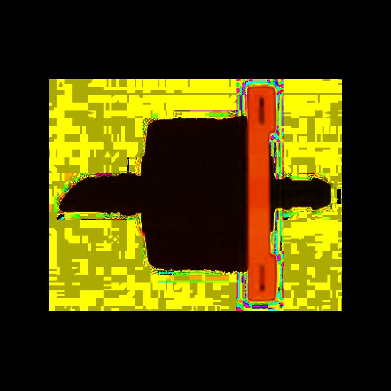 Капельница концевая GARDENA регулируемая, уравнивающая давление 8 л/ч (08316)