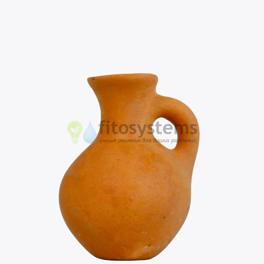 Декоративный керамический кувшин
