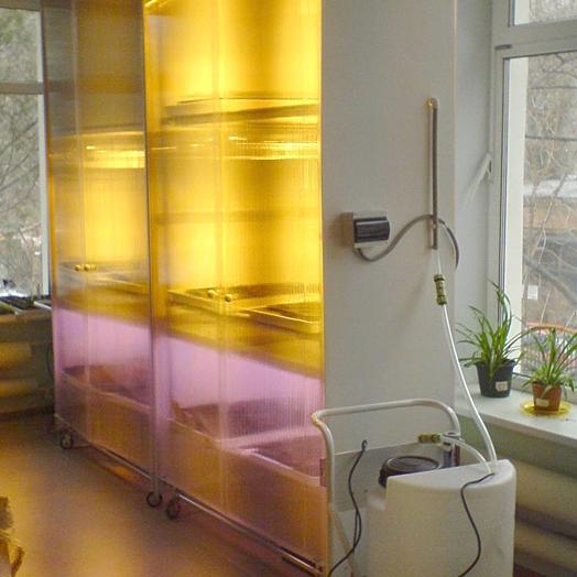 Климатический шкаф Растениевод