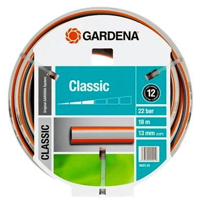 "Шланг 18м GARDENA Classic 13мм(1/2"")(18001)"