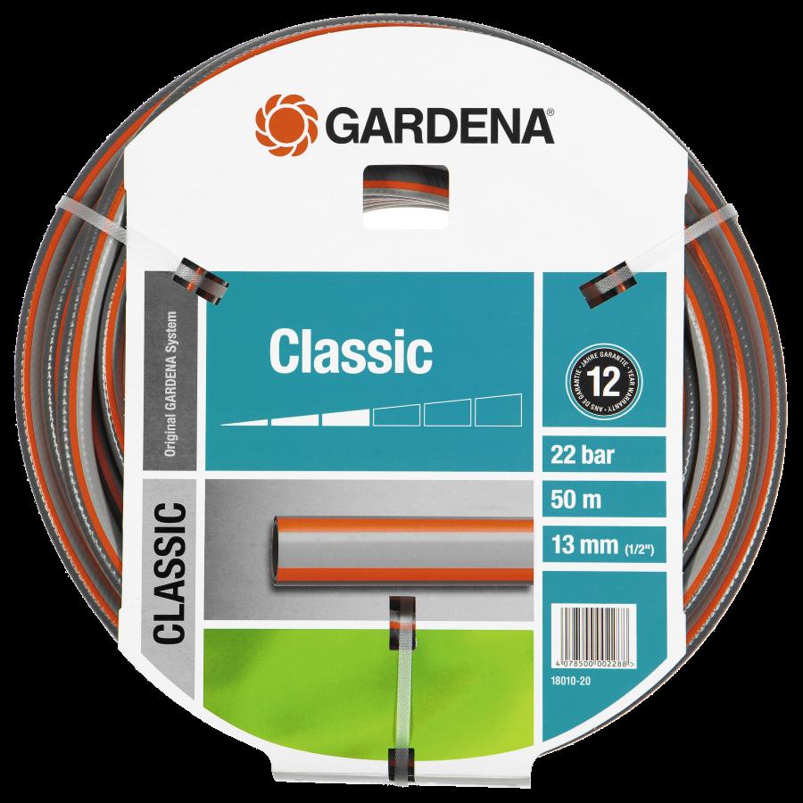 "Шланг 50м GARDENA Classic 13мм(1/2"")(18010)"