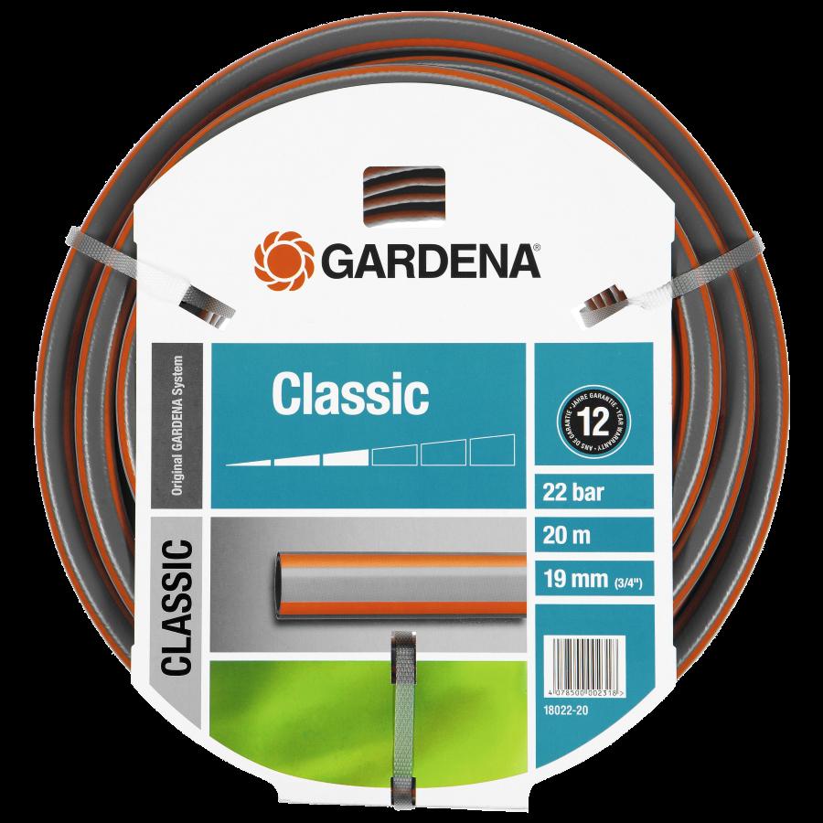 """Шланг 20м GARDENA Classic (3/4"""") (18022)"""