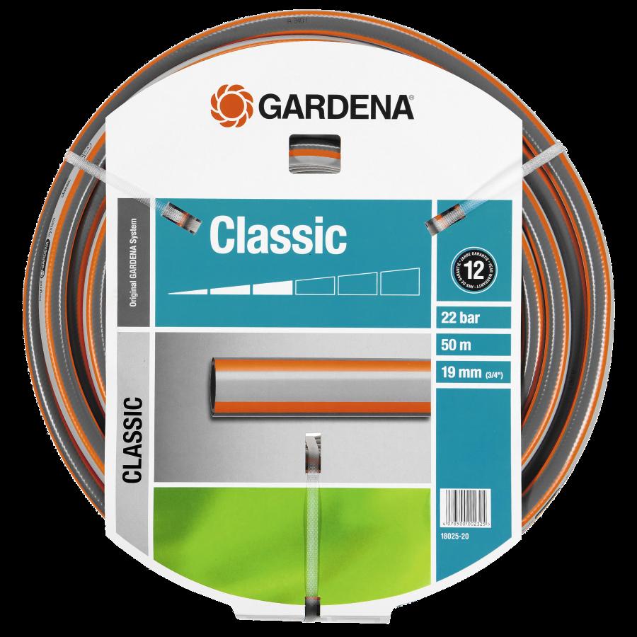 """Шланг 50м GARDENA Classic (3/4"""")(18025)"""