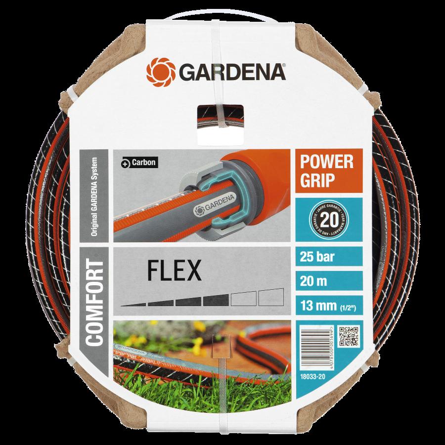"Шланг 20м GARDENA FLEX 13 мм (1/2"")(18033)"