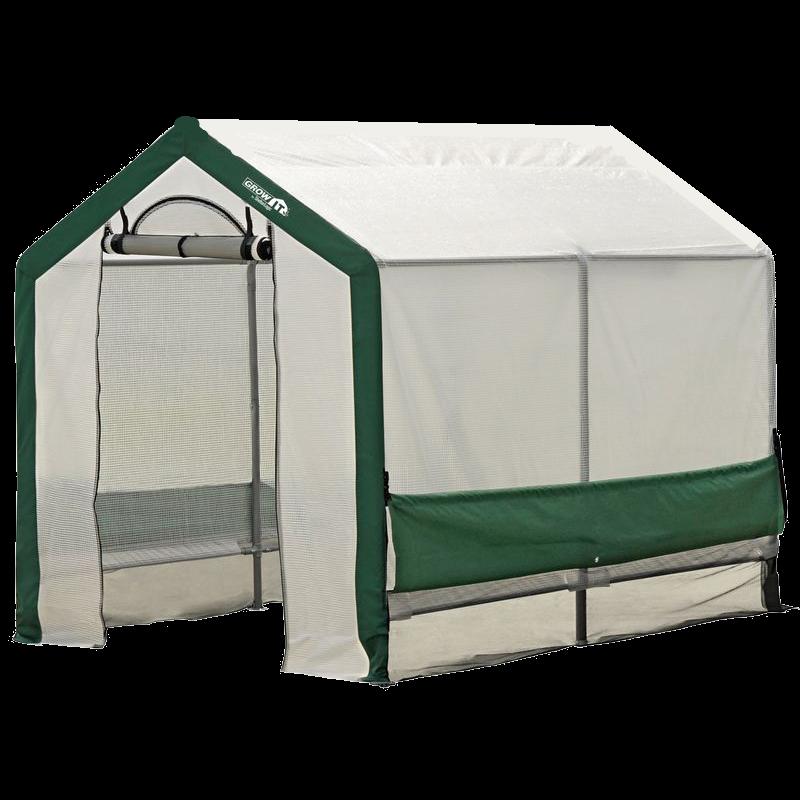 Тентовая теплица ShelterLogic США 1.8 х 2 х 2.4 м,армированный тент