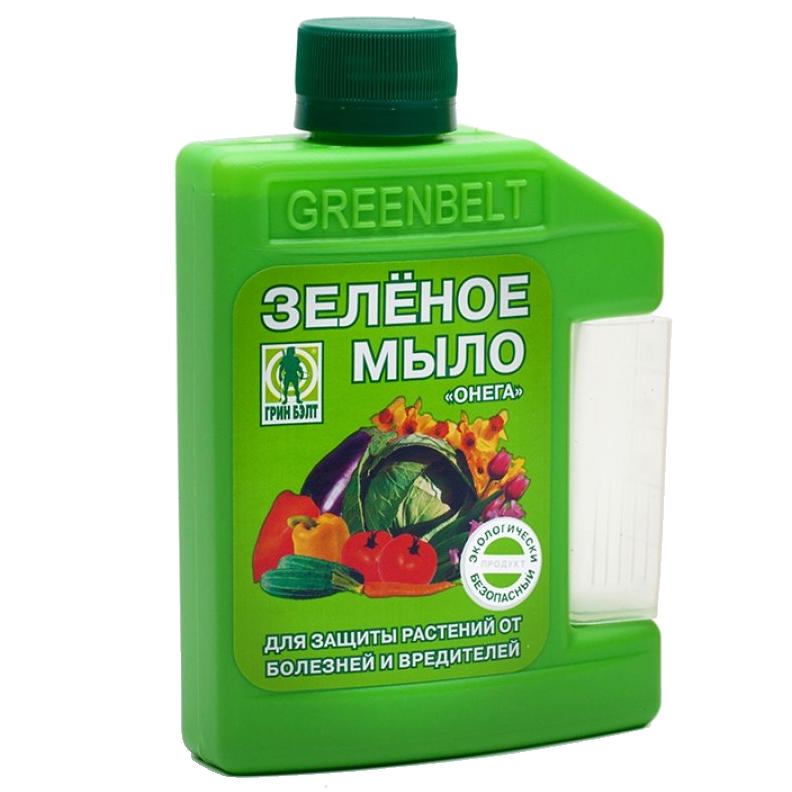 Зеленое мыло Green Belt 250 мл.