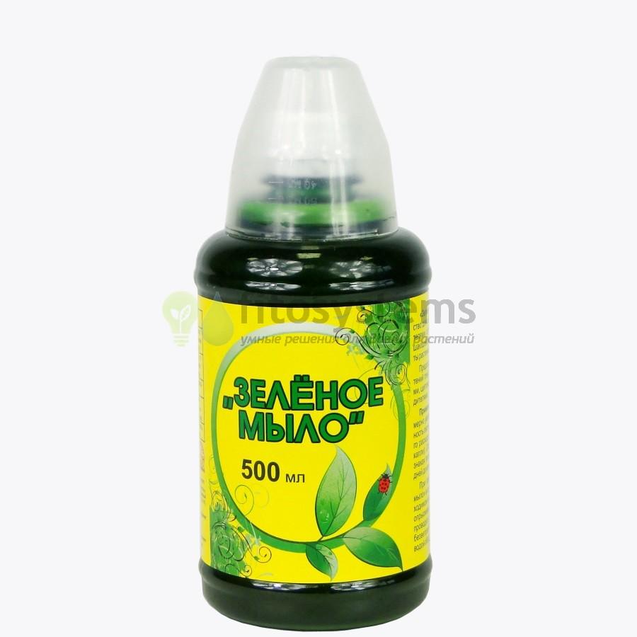 Зеленое мыло концентрат 500 мл.